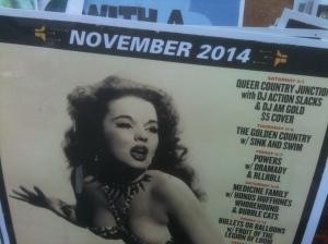 Kenton Poster November