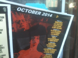 Kenton Poster October