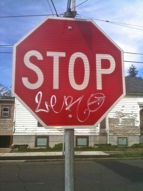 stop scribble
