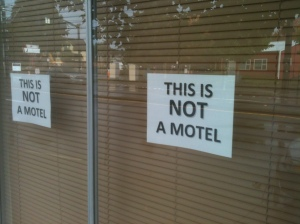 This is Not a Motel 2