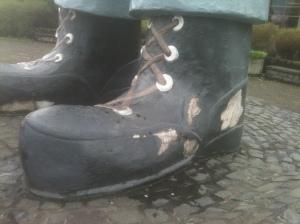 Paul needs boots 2