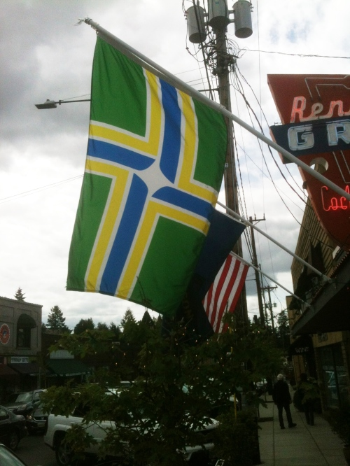 Portland Flag MV