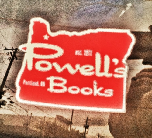 Powell's Decal