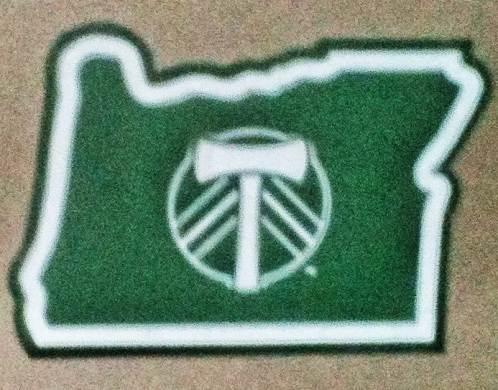 Timbers decal