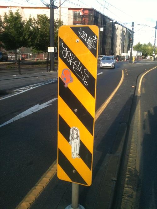 traf sign