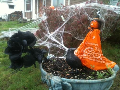 bandanna witch