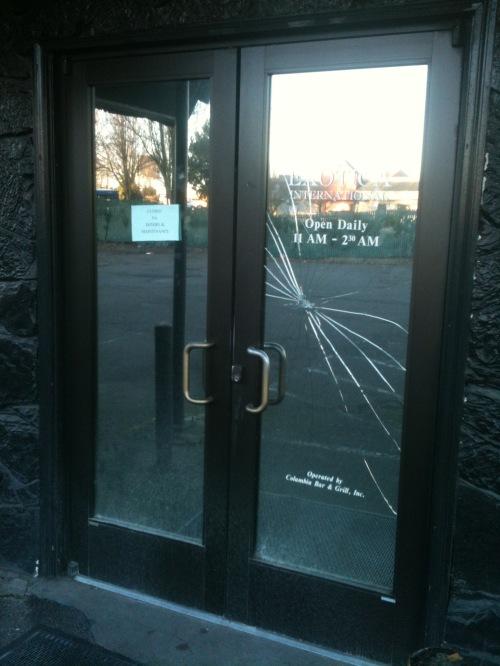 cracked door exotica