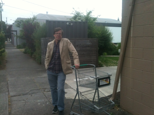 Author and shopping cart
