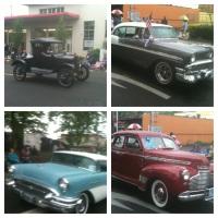 The Parade Chase: A St. Johns Parade Extravaganza