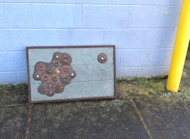 Sidewall, sidewalk Art