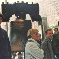 Portland Has A Liberty Bell Replica