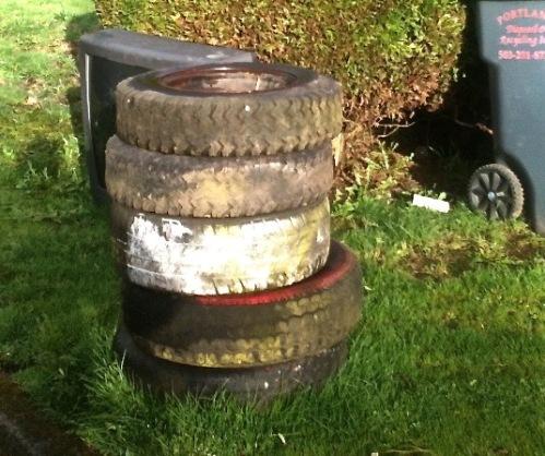 Tire Art 5
