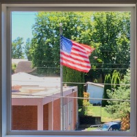 Fourth of July: Flags Unfurled