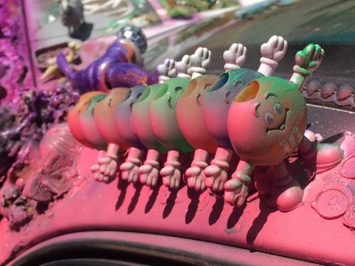 Street Transmissions: An Art Car Fundraiser 9