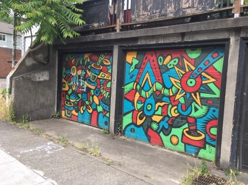 Garage Art 2