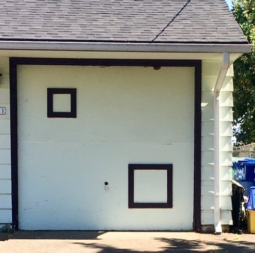 Garage Art 6 North Portlahd