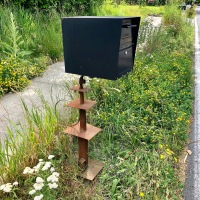 A Post Post: What's Holding Up Your Mailbox