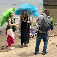 Taking Me to the River: The Portlandia Mermaid Parade