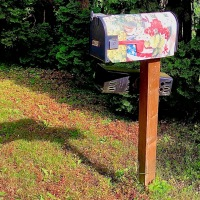 Not Just Delivering Joy to Letter Carriers: The Unbearable and Compelling Ridiculousness of Decorated Mailboxes